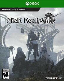 XboxONE/XboxSeriesX Nier Replicant Ver.1.22474487139... 北米版[新品]