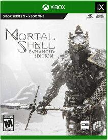 Xbox SeriesX/XboxONE Mortal Shell: Enhanced Edition Deluxe Set 北米版[新品]