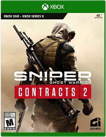 XboxONE/XboxSeriesX Sniper: Ghost Warrior Contracts 2 北米版[新品]