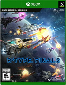 Xbox SeriesX/XboxONE R-Type Final 2 Inaugural Flight Edition 北米版[新品]4/30発売