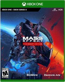 XboxONE/Xbox SeriesX Mass Effect Legendary Edition 北米版[新品]5/14発売