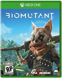 XboxONE Biomutant 北米版[新品]5/25発売