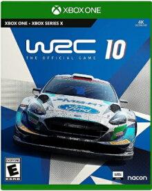 XONE/XSX WRC 10 北米版[新品]