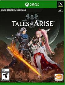 XSX/XONE Tales of Arise 北米版[新品]