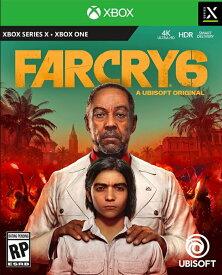 XSX/XONE Far Cry 6 北米版[新品]10/7発売