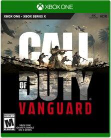 XONE/XSX Call of Duty: Vanguard 北米版[新品]11/5発売