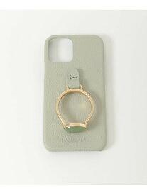 Hashibami iphone case 12/12Pro URBAN RESEARCH アーバンリサーチ ファッショングッズ 携帯ケース/アクセサリー パープル[Rakuten Fashion]