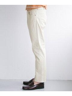 JP Pique 5-Pocket Pants UF84-14B004: Tan