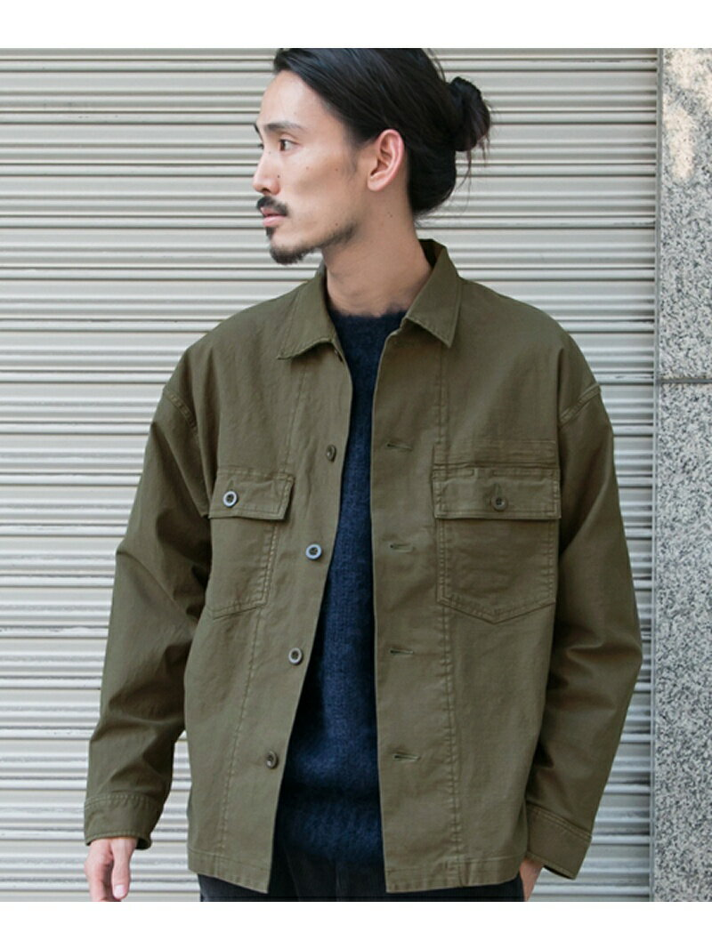 [Rakuten BRAND AVENUE]【SALE/50%OFF】Big Vintage Military Shirts URBAN RESEARCH アーバンリサーチ シャツ/ブラウス【RBA_S】【RBA_E】【送料無料】