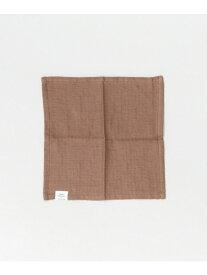 [Rakuten Fashion]URBANRESEARCH×UCHINOマシュマロガーゼハンカチ URBAN RESEARCH アーバンリサーチ ファッショングッズ ハンカチ/タオル ブラウン グレー