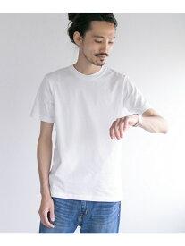 [Rakuten BRAND AVENUE]【SALE/50%OFF】コーマ天竺ショートスリーブTシャツ URBAN RESEARCH アーバンリサーチ カットソー【RBA_S】【RBA_E】
