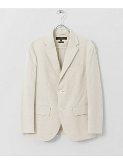 Cotton Linen Matt Jacket UF84-17B008: Natural