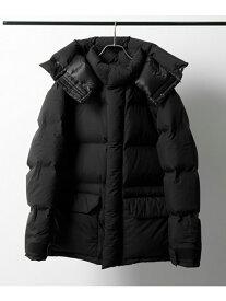 [Rakuten Fashion]THE NORTH FACE WS B-RANGE LIGHT PARKER URBAN RESEARCH アーバンリサーチ コート/ジャケット ダウンジャケット ブラック【送料無料】
