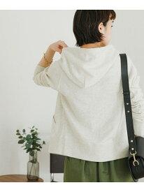 [Rakuten Fashion]ZIPパーカー URBAN RESEARCH アーバンリサーチ カットソー パーカー ホワイト グレー ネイビー【送料無料】