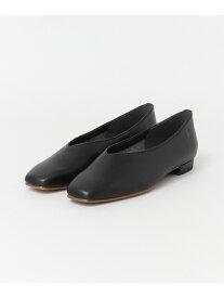 [Rakuten Fashion]【SALE/20%OFF】MILLIWMSquareFlatShoes URBAN RESEARCH アーバンリサーチ シューズ バレエシューズ ブラック ベージュ【RBA_E】【送料無料】