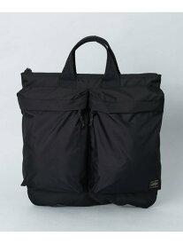 [Rakuten Fashion]TRAVELCOUTUREbyLOWERCASEヘルメットバッグ URBAN RESEARCH アーバンリサーチ バッグ トートバッグ ブラック ネイビー カーキ【送料無料】