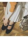 [Rakuten Fashion]Drogheria Crivellini MaryJane URBAN RESEARCH アーバンリサーチ シューズ バレエシューズ ブラッ…