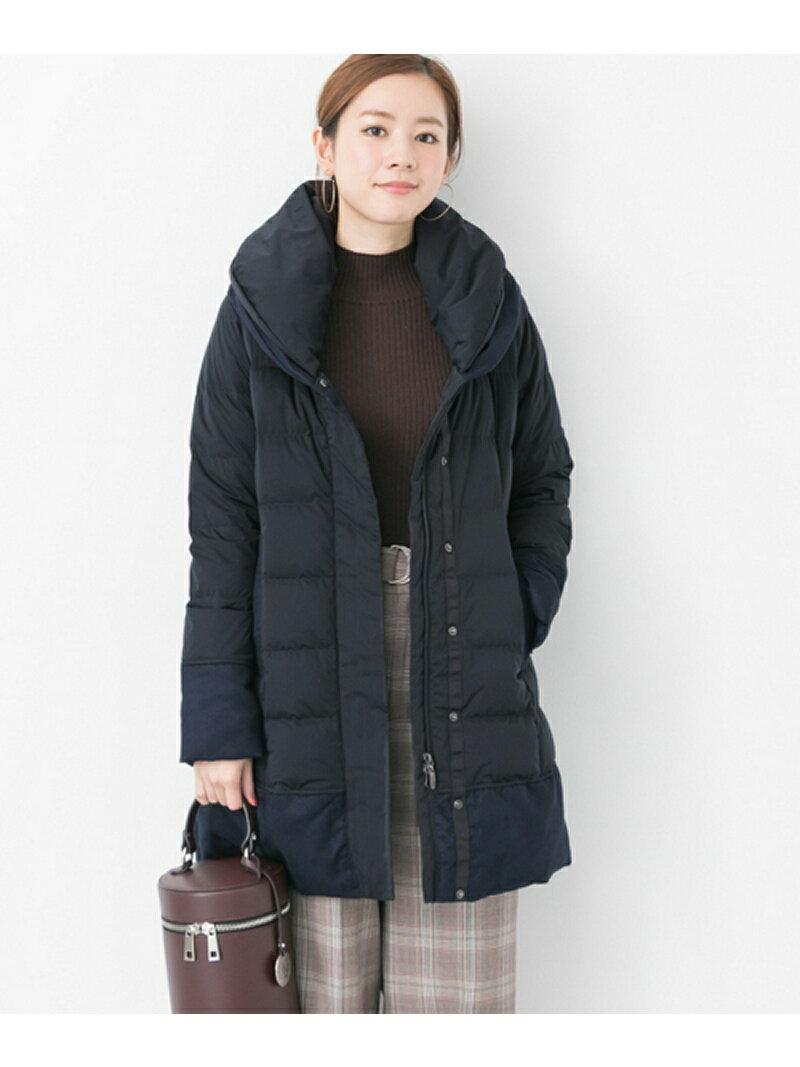 URBAN RESEARCH YOSOOU Two Piece Collar coat アーバンリサーチ【送料無料】