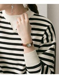 [Rakuten Fashion]オリジナルLEATHERWATCH URBAN RESEARCH アーバンリサーチ ファッショングッズ 腕時計 ブラウン ブラック【送料無料】