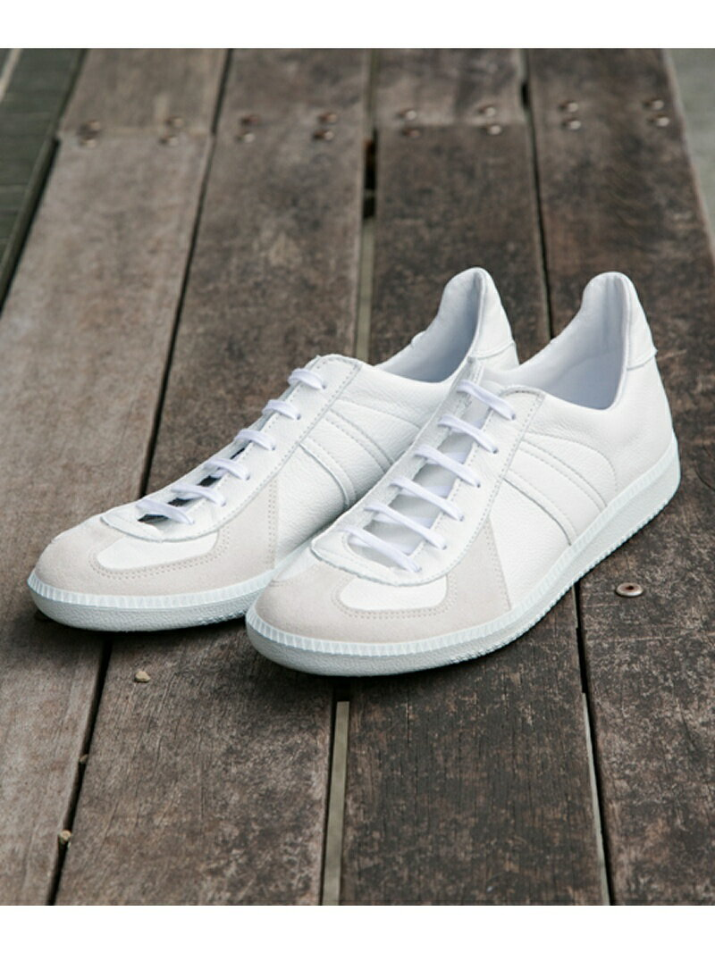 URBAN RESEARCH RED SEAM 別注 GERMAN TRAINER アーバンリサーチ【送料無料】