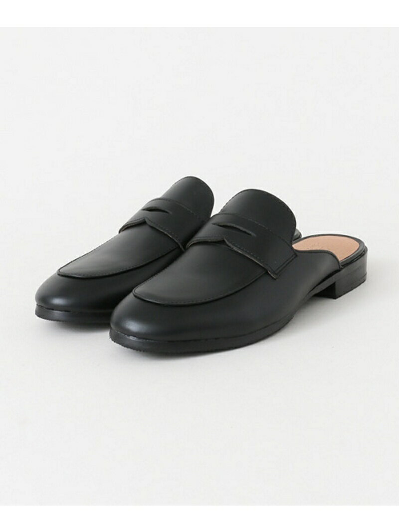 【SALE/40%OFF】URBAN RESEARCH mythography×URBAN RESEARCH 別注MULE SHOES アーバンリサーチ シューズ【RBA_S】【RBA_E】【送料無料】