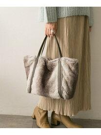 [Rakuten Fashion]ファースタッズトート URBAN RESEARCH アーバンリサーチ バッグ トートバッグ ブラウン グレー【送料無料】