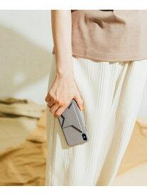[Rakuten Fashion]【WEB限定】HashibamiスターミラーiphoneケースX URBAN RESEARCH アーバンリサーチ ファッショングッズ 携帯ケース/アクセサリー グレー シルバー