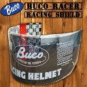 ajito BUCO RACER RACING shield ブコ レーサー レーシング シールド スモーク フルフェイス ヘルメット  ホッドロッ…