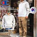BUDDY チャンピオン Champion リバースウィーブ 青タグ プルオーバー スウェット パーカー 11.5oz 18FW C3-W102 裏起毛 アメカジ アウ…