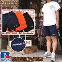 BUDDY RUSSELL ATHLETIC ラッセルアスレチック ショートパンツ ショーツ アメカジ メンズ ブラック ネイビー オレンジ ボトム パンツ …