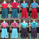 SAVOY CLOTHING Let It Ladies Bowling Shirts 刺繍 ボーリングシャツ サヴォイクロージング シャツ ブラウス バックプリント オープン…