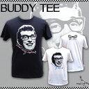SAVOY CLOTHING サヴォイクロージング BUDDY プリント Tシャツ BUDDY HOLLY バディ・ホリー トップス ロカビリー ファッション ...
