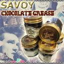 SAVOY CLOTHING Savoy Chocolate Grease チョコレート グリース ポマード 水性 50's 開襟 ロカビリー ファッション Rockabilly 水溶性 …