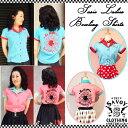 SAVOY CLOTHING Susie Ladies Bowling Shirts 刺繍 ボーリングシャツ サヴォイクロージング シャツ ブラウス バックプリント レディー…