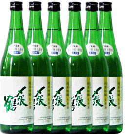 〆張鶴 純米吟醸生原酒 720ml/6本 限定 新潟 宮尾酒造ブランド到着次第、冷暗所へお入れください。