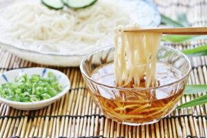 長崎島原手のべ陣川素麺250グラム5束入り/3個