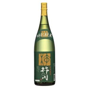 杵の川限定 特別純米酒「翠」 1800ml  長崎の酒
