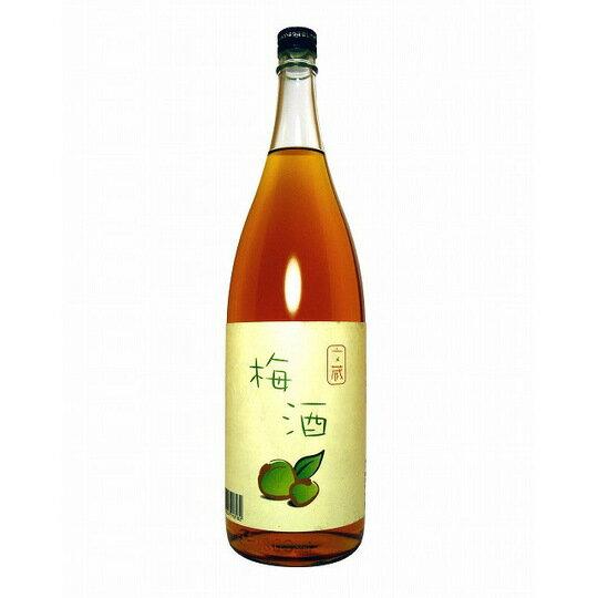 文蔵梅酒(18゜) 1800ml*6本 送料無料