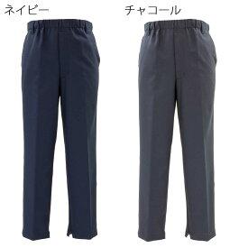 裾ファスナー リハビリ サマー パンツ●紳士 シニアファッション 春 夏 70代 80代 90代 小さいサイズ 大きいサイズ