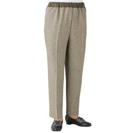 イージーパンツ ゴム取替口 おしりスルッとパンツシニア ファッション 母の日 60代 70代 80代 シニア向け 服 衣料 老人 高齢者 シニアファッション 女性 婦人 服 ズボン 取寄せ