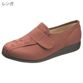 快歩主義 L052 介護靴 リハビリシューズ アサヒ 靴レディース シニア ファッション 母の日 60代 70代 80代 シニア向け 服 衣料 介護用品 高齢者 老人 高齢者 シニアファッション 女性 婦人 取寄せ