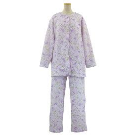 婦人 大きいサイズ あったか 中綿キルト 日本製 パジャマ ねまき●婦人 シニアファッション 秋冬 70代 80代 90代