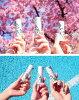 John's Blend fragrance Stick Johns blend pastille water fragrance stick body fragrance (oz-jod-3) コンパクトパフュームホワイトムスクアップルペアー kneading on fire perfume coating perfume