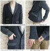 约翰牛夹克 JOHNBULL 组合 rappeled (12333 外套) 男装时尚西装夹克量身定做的西装外套夹克羊毛乐天 urbene Arven 男装 (包括运费和邮费) 约翰牛 P25Apr15。
