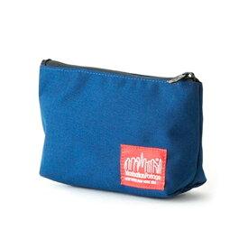 【ネイビー】マンハッタンポーテージ ポーチ Manhattan Portage ナイロンクラッチバッグ ミニバッグ (mp1020) メンズ レディース 紺色 青 おしゃれ アーベン 普段使い 実用的 化粧ポーチ コスメポーチ かばん 鞄