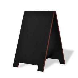 【送料無料】 A型ブラックボード 卓上型 15W 両面 マーカー チョーク ミニ mini黒板 黒板 木製 メニューボード a型看板 インテリア 店舗備品 ディスプレイ