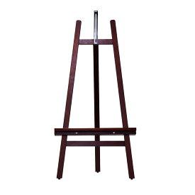 木製イーゼル1200H | カフェ インテリア デッサン 美術 雑貨店 飲食店 メニュー ブラックボード 黒板