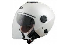 SPEED PIT ZJ-2 ZACK ダブルシールド機能搭載 ジェットヘルメット ホワイト