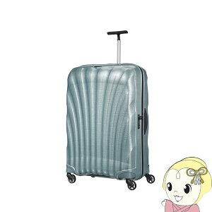 【1週間以上の長期旅行に】V22-307-1432 並行輸入品 サムソナイト スーツケース コスモライト スピナー81 ICE BLUE【/srm】