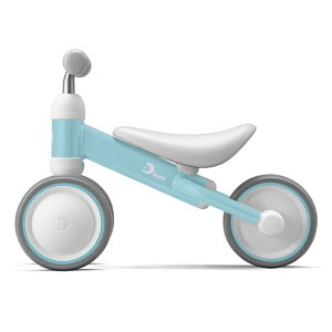 【最大3000円OFFクーポン発行 8/4 20時~8/5 23:59】【メーカー直送】 1歳のお誕生日プレゼントで選ばれています ides D-bike mini プラス ミントブルー 三輪車【/srm】